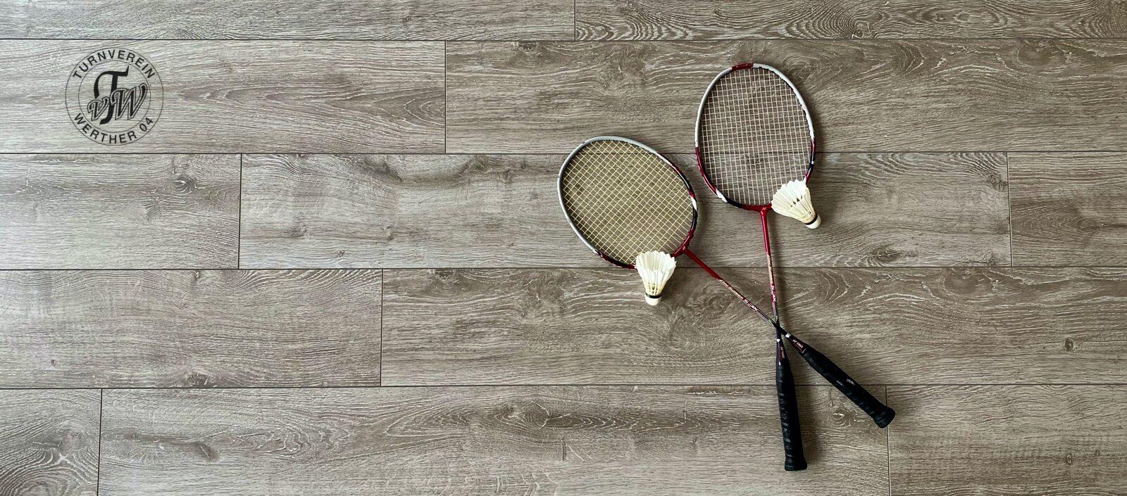 TV Werther 04 Badminton